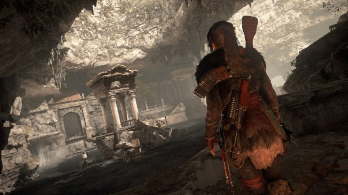 La nuova patch di Rise of the Tomb Raider risolve l'input lag