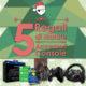 5 Regali di Natale: Accessori Console