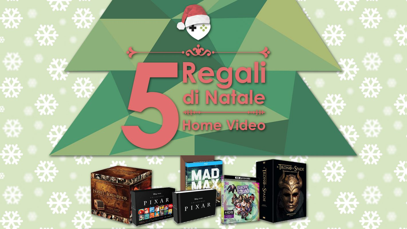 Regali Di Natale Video.5 Regali Di Natale Home Video E Blu Ray Gamesoul It