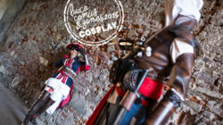Assassin's Creed Cosplay Italia Lucca Comics & Games 2016