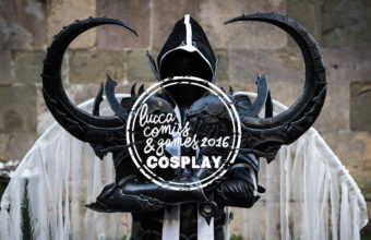 Blizzard Cosplayer Italy Lucca Comics & Games 2016