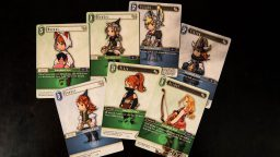 Final Fantasy Trading Card Game Lucca Comics & Games 2016