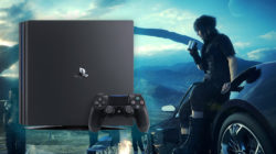 Final Fantasy XV PS4 Pro