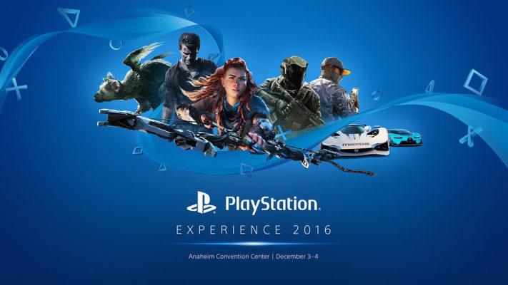 PlayStation Experience: i titoli confermati e molto altro