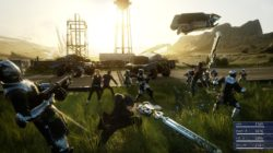 Annunciato Final Fantasy XV Mobile MMO