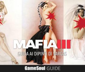 Mafia III – Guida ai Dipinti di Vargas