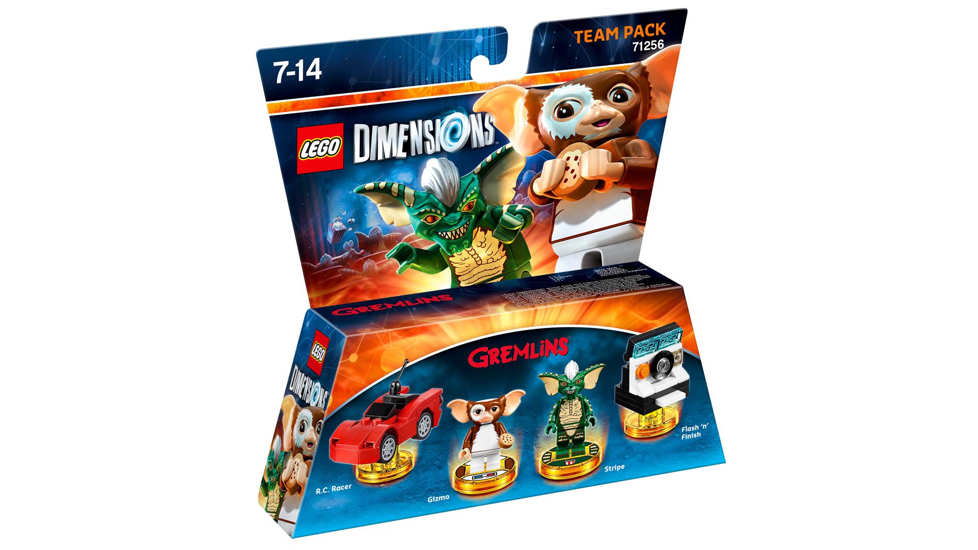 gremlins lego dimensions