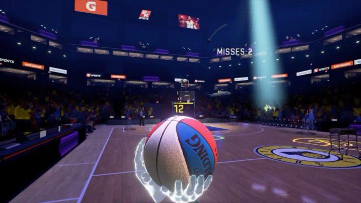 NBA 2KVR Experience, arriva il basket a realtà aumentata