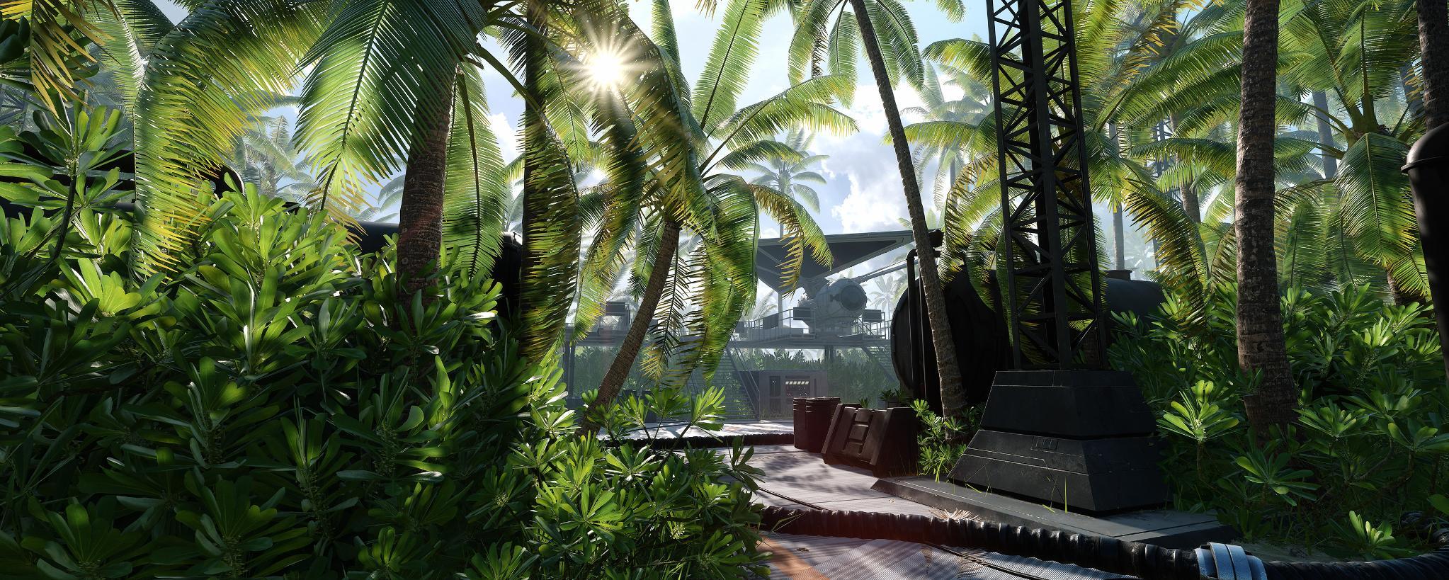 Star Wars Battlefront Rogue One: Scarif