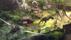 Ark: Survival Evolved arriva ufficialmente su PS4