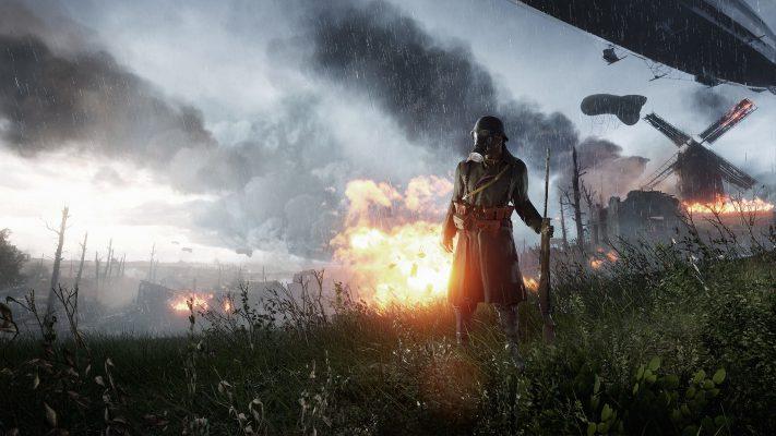 Battlefield 1, alcuni dettagli sull'espansione 'They Shall Not Pass'