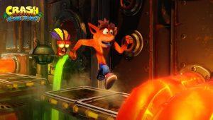 Crash Bandicoot N. Sane Trilogy, arriva il livello Future Frenzy