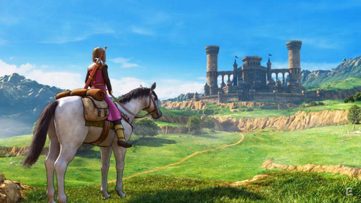 Dragon Quest XI confermato per Nintendo Switch