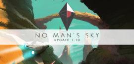 No Man's Sky, arriva la patch 1.13 per PS4 e PC