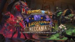 Hearthstone – Le 10 carte più caotiche di Meccania