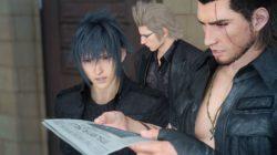 La modalità New Game Plus sbarca su Final Fantasy XV