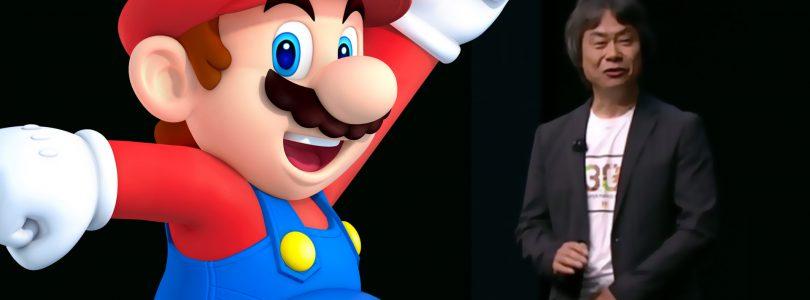 Miyamoto si esprime sul futuro di Super Mario