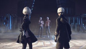 NieR: Automata, nuove armi in un epico gameplay trailer