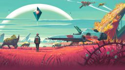 Annunciata un'altra patch di No Man's Sky per PC