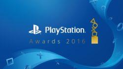 Tutti i vincitori dei PlayStation Awards 2016
