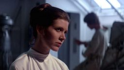 Un tributo a Carrie Fisher su Elite Dangerous