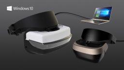 Microsoft rivela i requisiti minimi per i suoi visori VR