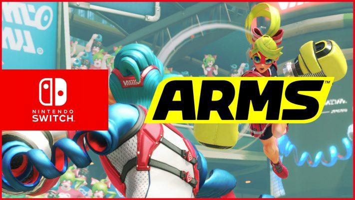 Arms: come prendersi a pugni su Switch