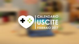 Calendario Uscite Giochi – Febbraio 2017