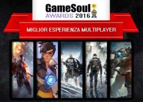 Miglior esperienza multiplayer – GameSoul Awards 2016