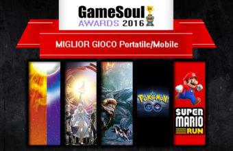 Miglior Gioco Portatile/Mobile – GameSoul Awards 2016