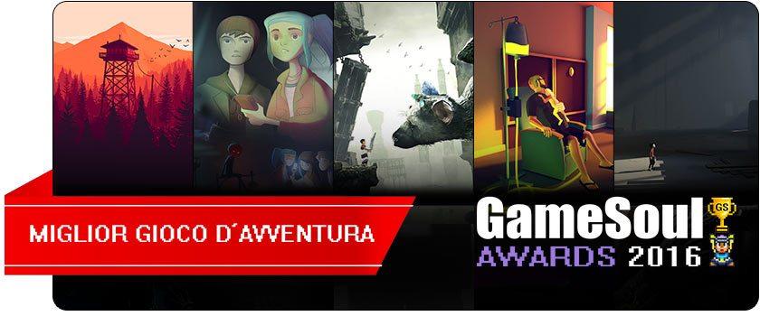 gamesoul awards 2016