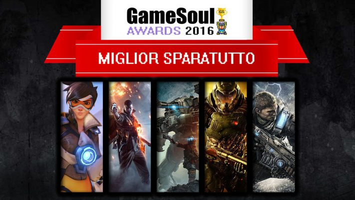 Miglior Sparatutto – GameSoul Awards 2016