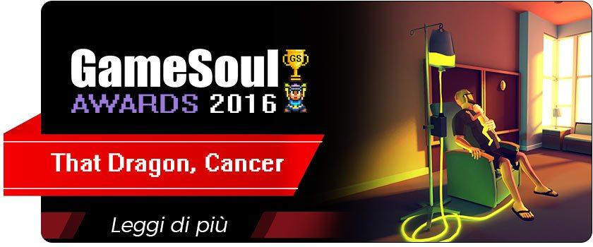 Miglior gioco indie - GameSoul Awards 2016
