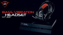 GXT 353 Vibration Headset
