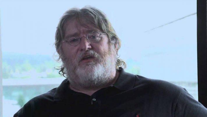 Valve tornerà a fare giochi, la promessa di Gabe Newell