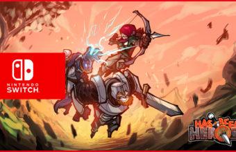 GameTrust annuncia Has-Been Heroes, esclusiva Switch