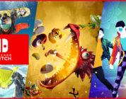 Ubisoft presenta la sua lineup per Nintendo Switch