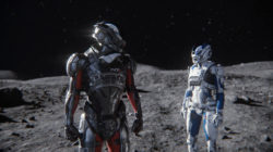 Una nuova bellissima immagine per Mass Effect Andromeda