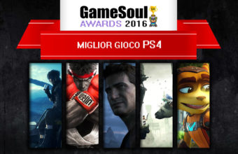 gamesoul awards ps4
