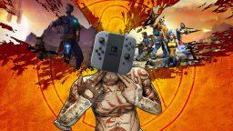 Nintendo Switch Borderlands 3