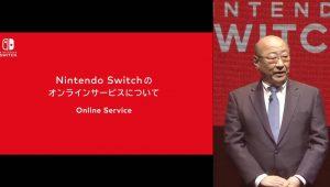 Arriva il Nintendo Switch Online Service