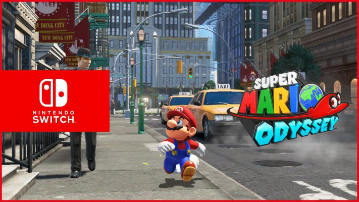 Super Mario Odyssey: il nuovo capitolo per Nintendo Switch