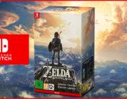 La Spada Suprema nella Limited di The Legend of Zelda: Breath of the Wild