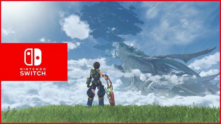 Annunciato Xenoblade Chronicles 2 per Nintendo Switch