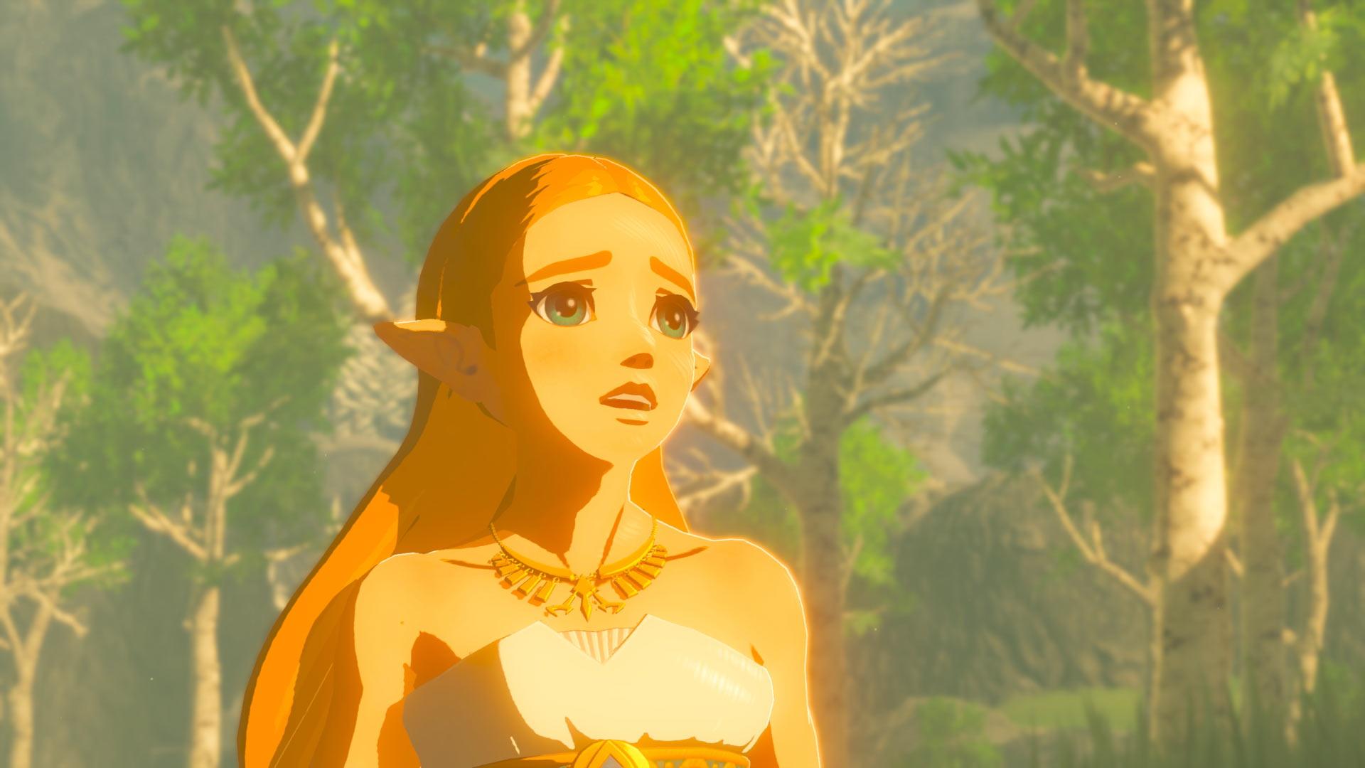The Legend of Zelda: Breath of the Wild, un emozionante video