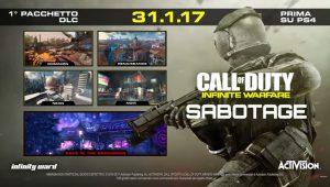 Call of Duty: Infinite Warfare, un trailer per il nuovo DLC