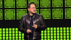 Il CEO di Nvidia é entusiasta di Nintendo Switch