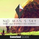 No Man's Sky – Guida alle Risorse e agli Elementi