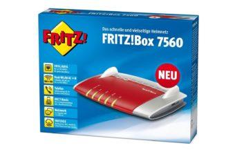 Il nuovo FRITZ!Box 7560 è pronto per le nostre case