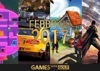Games with Gold: annunciati i titoli di Febbraio 2017